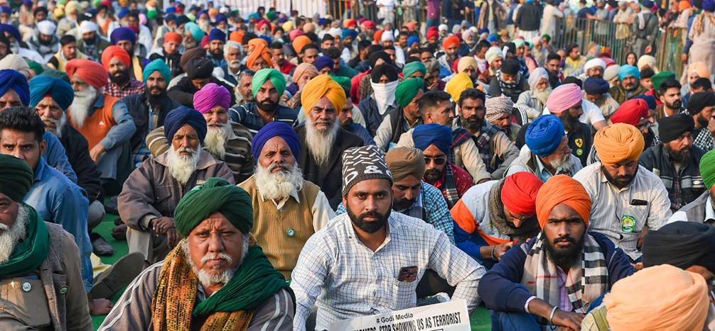 शेतकरी आंदोलन: कार्यकर्ते आणि टीव्ही पत्रकाराला एनआयएची नोटिस