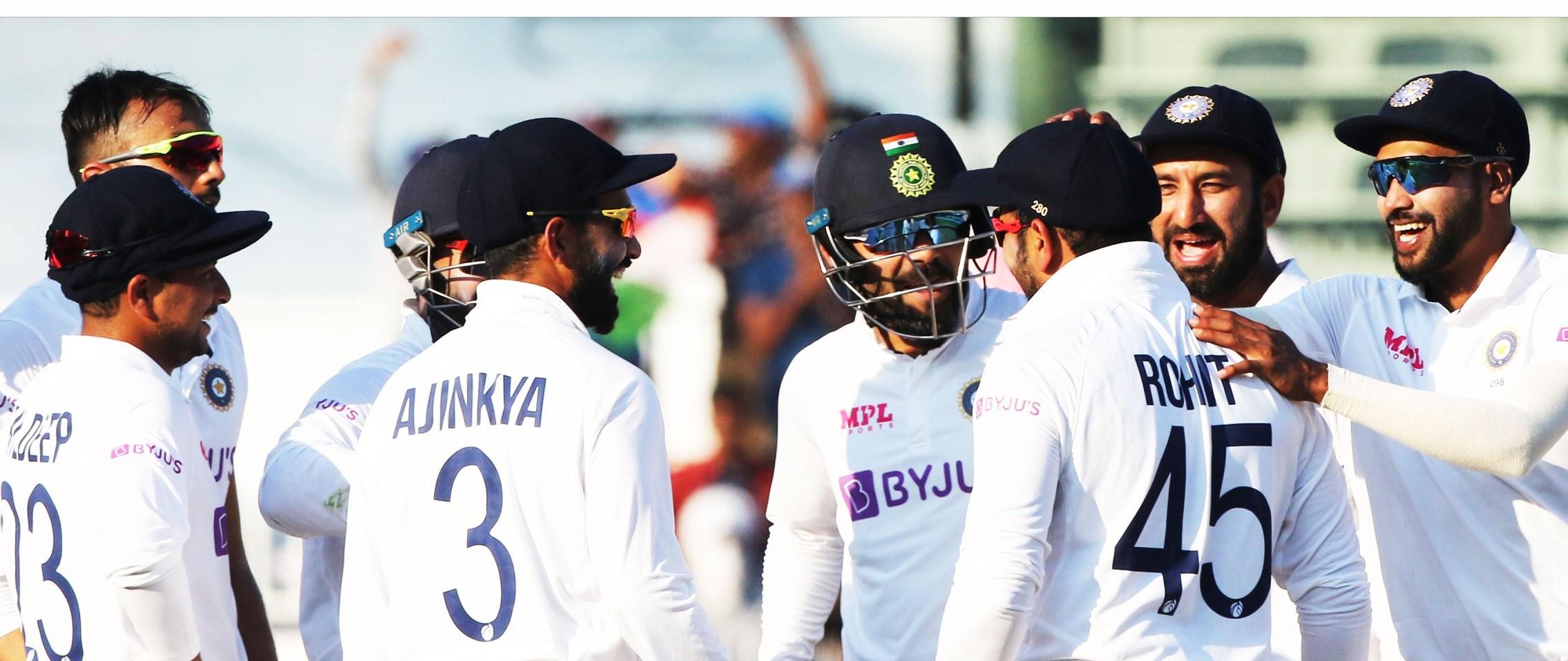 इंग्लंडचा भारत दौरा: भारताची सव्याज परतफेड..