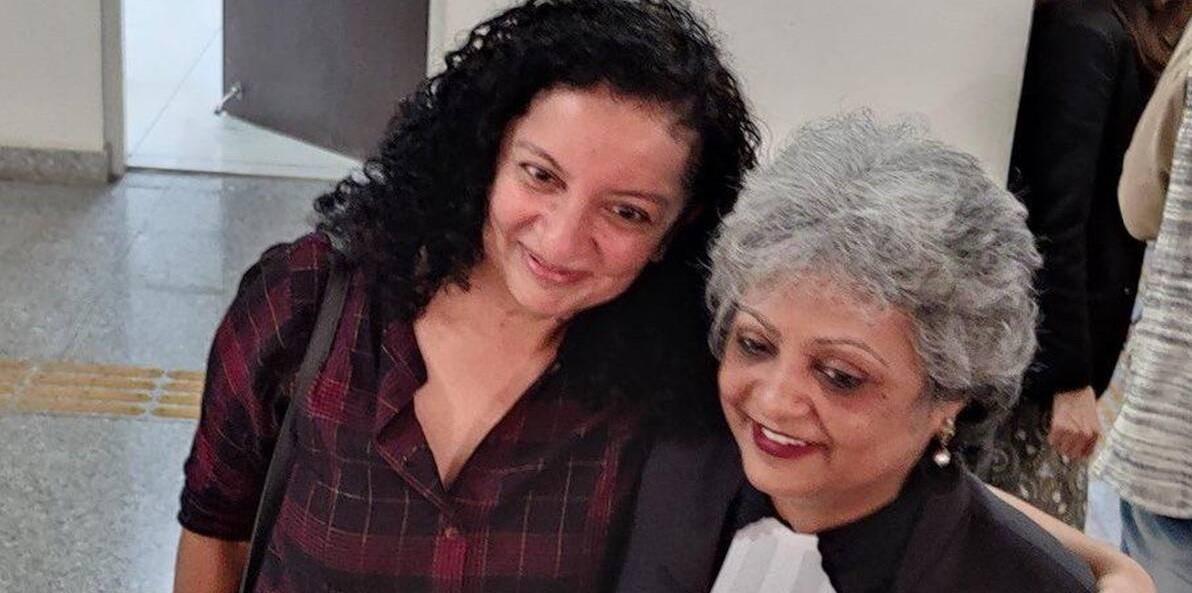 प्रिया रामाणी, सीता आणि अहिल्या