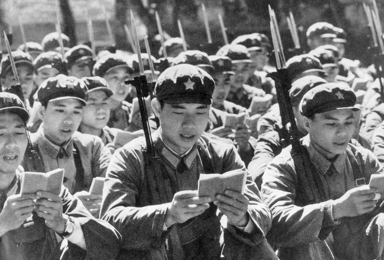 चीन, माओ आणि शी जिनपिंग