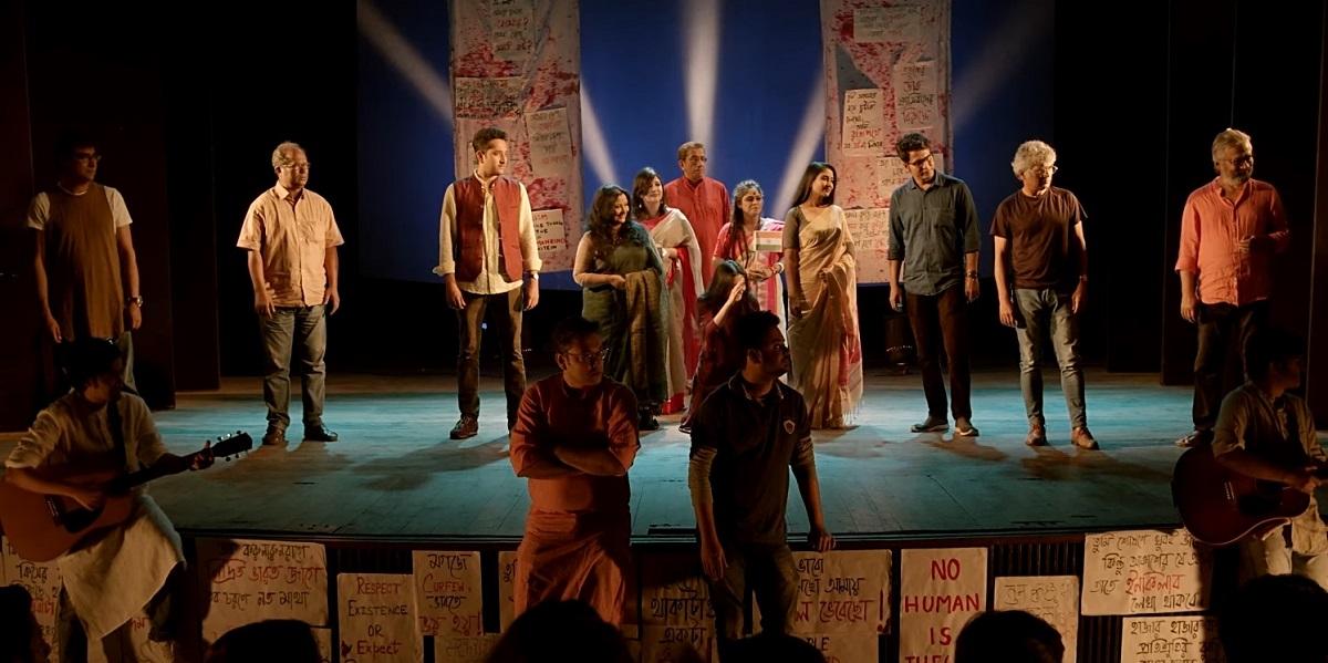 फॅसिझम, झुंडशाहीच्या विरोधात बंगाली कलाकार एकवटले