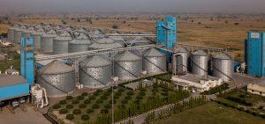 अदानी गोदामगृहे (फोटो साभार: Adani Agri Logistics Limited)