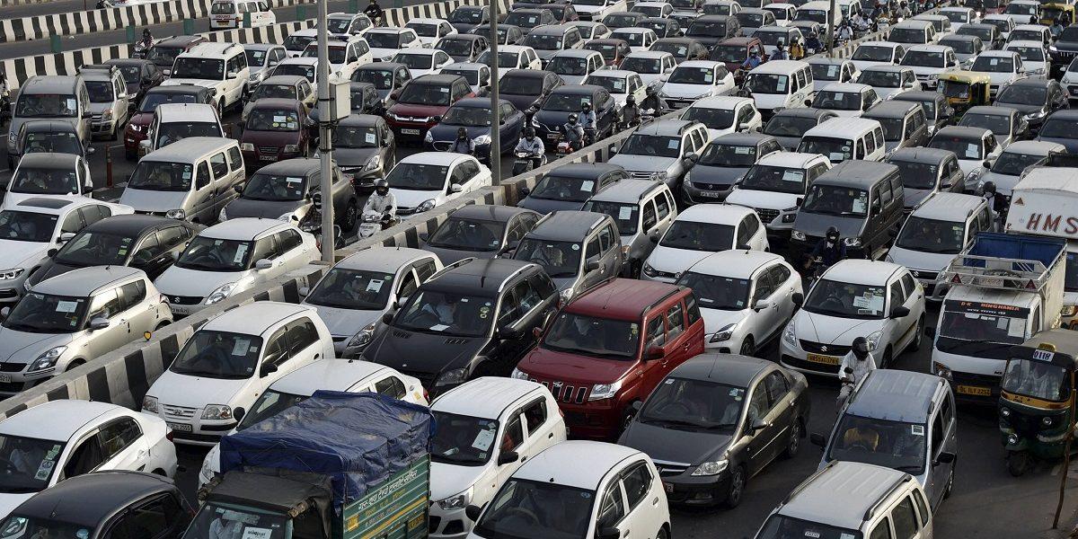 वाहनसंबंधित माहिती केंद्र सरकारने गुपचुप विकली