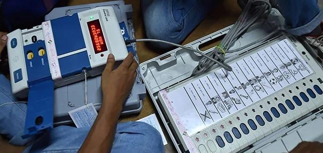आसाममध्ये मतघोटाळा : मतदार ९० प्रत्यक्षात मते १८१