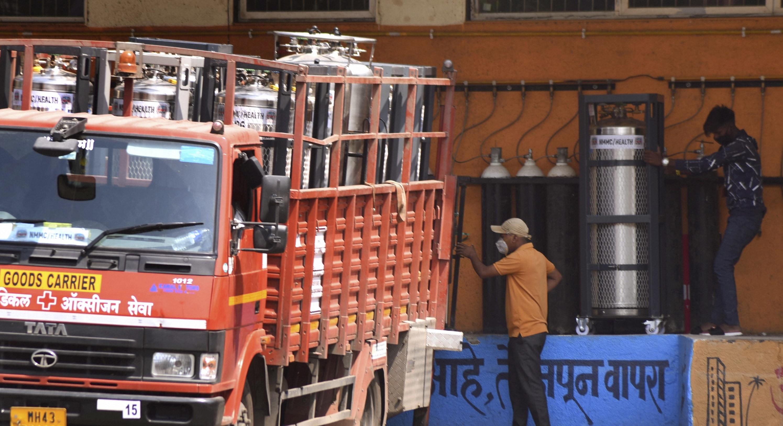 गेल्या वर्षात भारताची ऑक्सिजनची दुप्पट निर्यात
