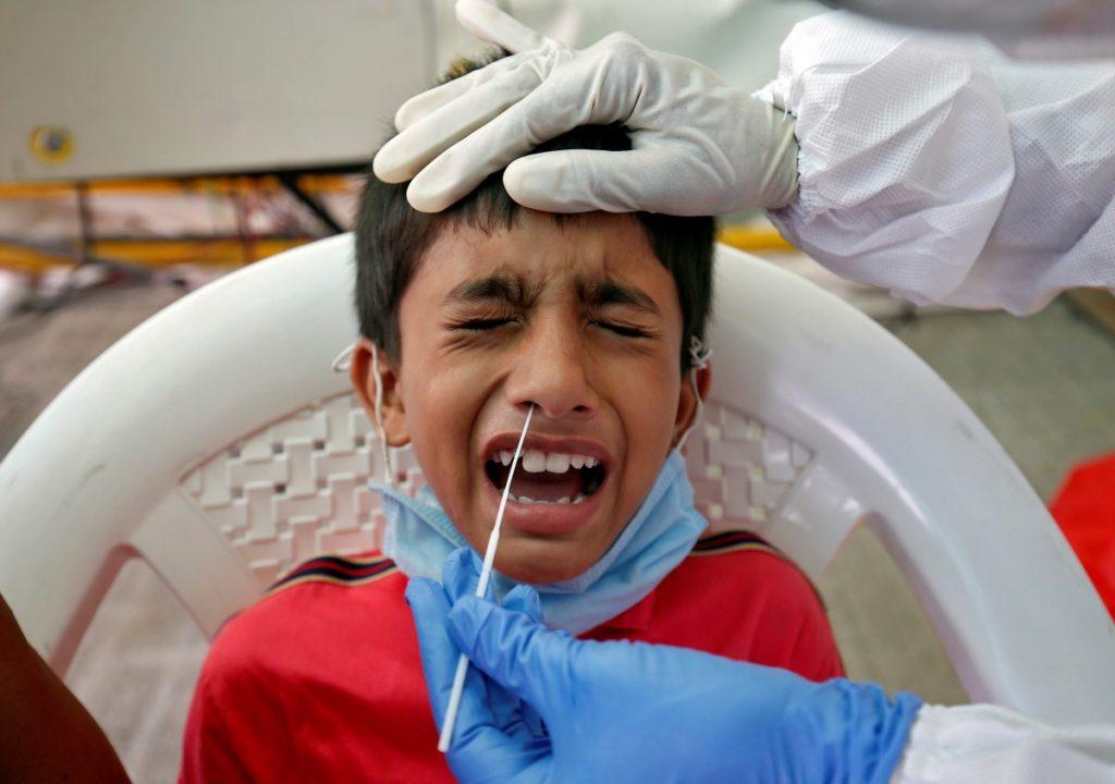 मुलांमधील कोरोना संसर्गः बालरोग तज्ज्ञांचा टास्क फोर्स