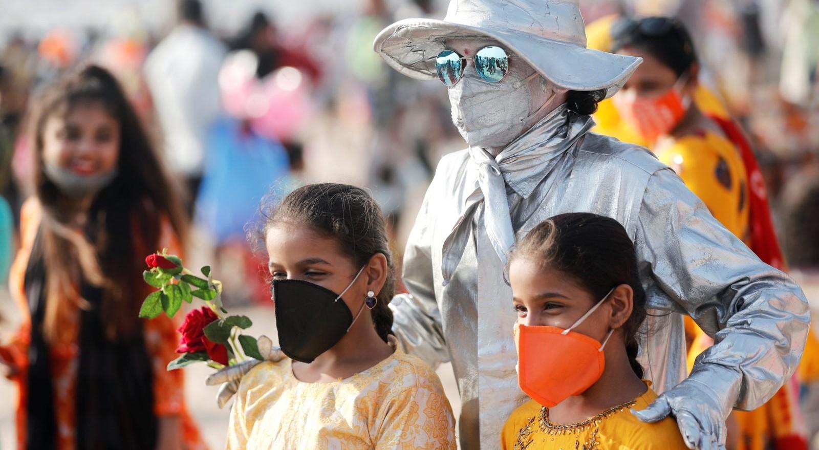 राज्यात ४३ दिवसांत ७६ हजार लहान मुलांना कोरोना