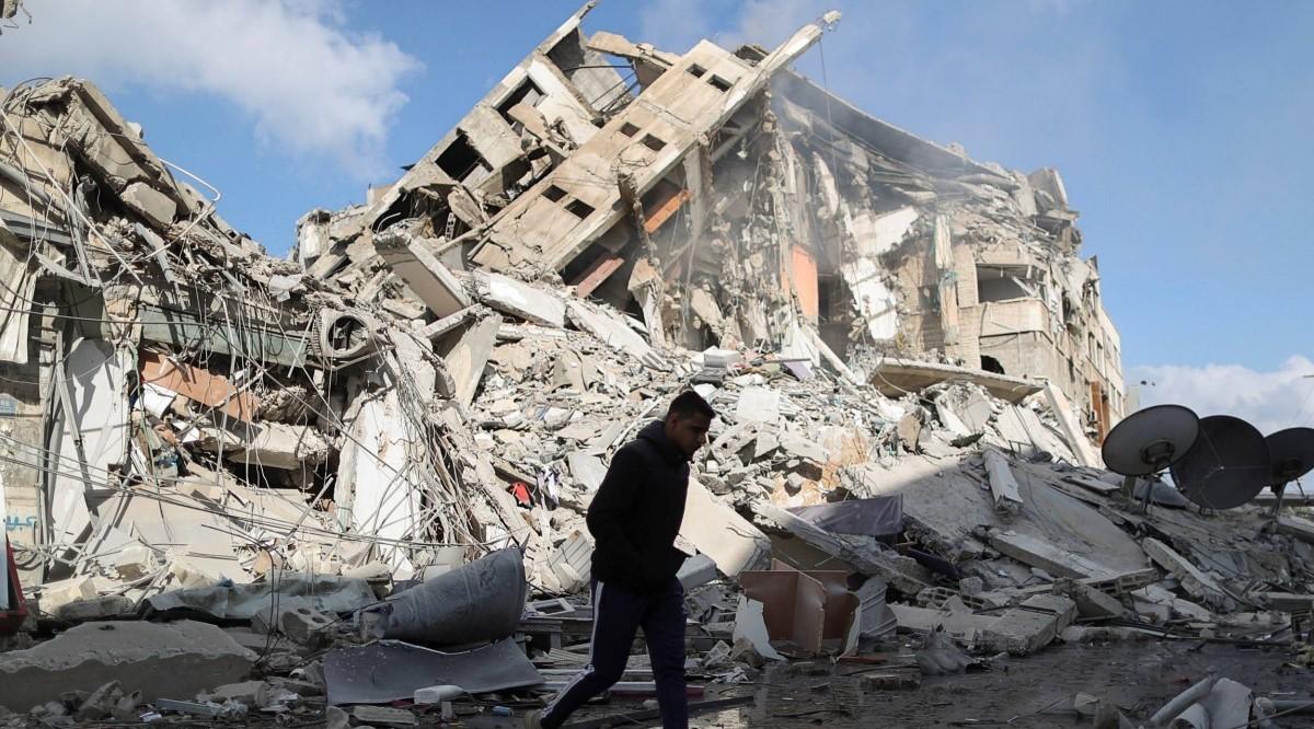 इस्रायल-पॅलेस्टाइन संघर्षः साम्राज्यवादाचे अपत्य