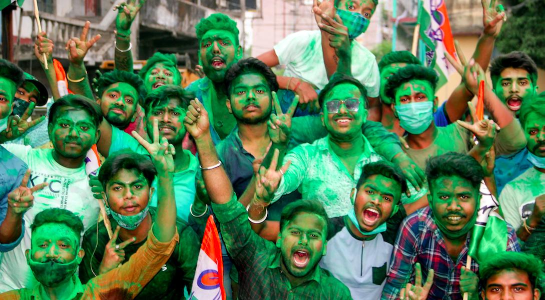 बंगालमध्ये तृणमूल, पण ममतादीदींचा पराभव