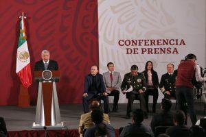 मेक्सिकोचे अध्यक्ष अँड्रेस मॅन्युएल लोपेझ ओब्राडोर