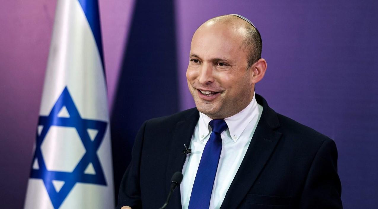 नफ्ताली बेनेट इस्रायलचे नवे पंतप्रधान