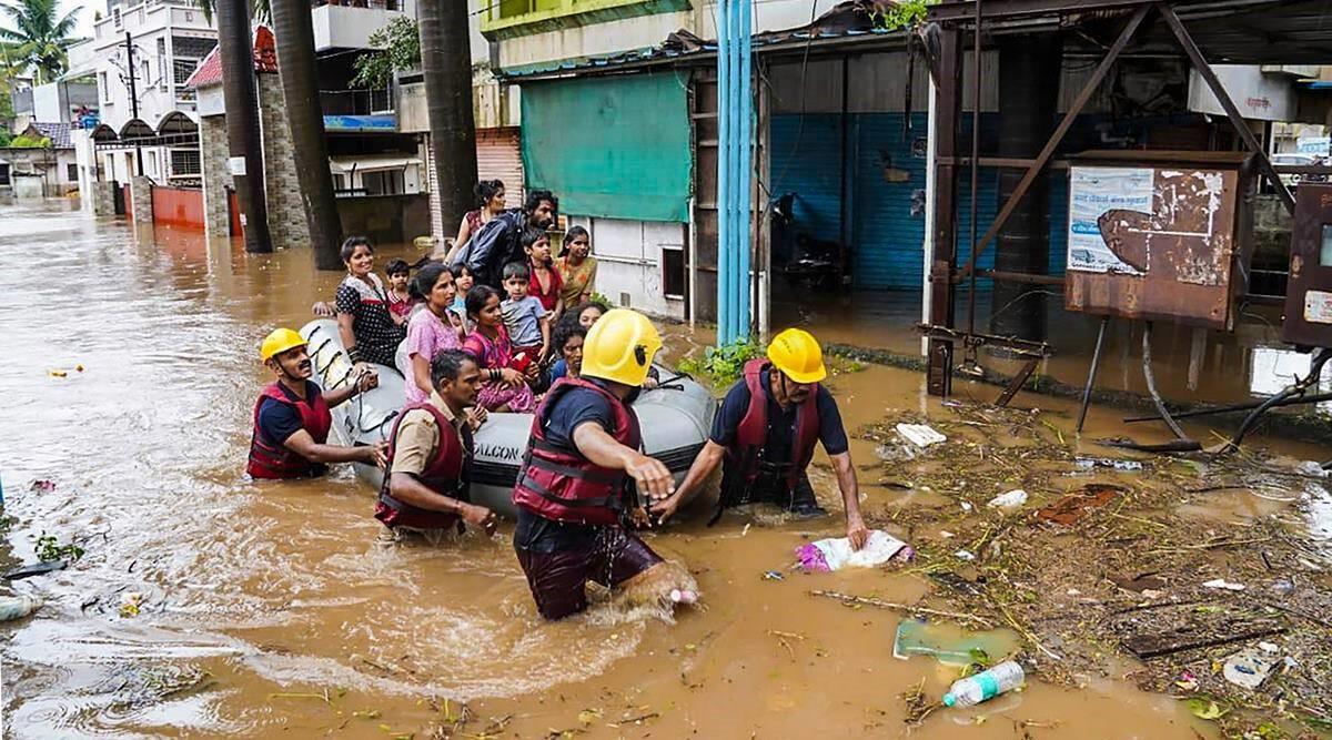 नदीकाठच्या नागरिकांनी स्थलांतरीत व्हावे – जयंत पाटील
