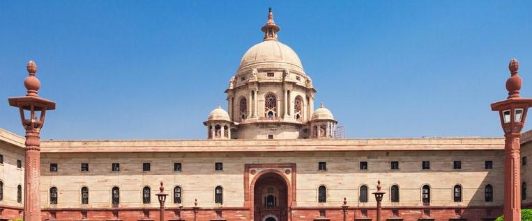 दिल्लीचं सत्तावर्तुळ