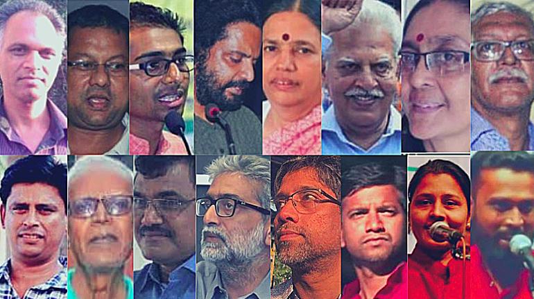 एल्गार परिषदः १५ आरोपींविरोधात आरोपपत्र दाखल