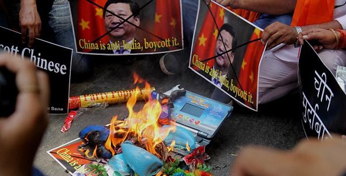 चिनी मालावरील बंदी राजकीय सोयीसाठीच