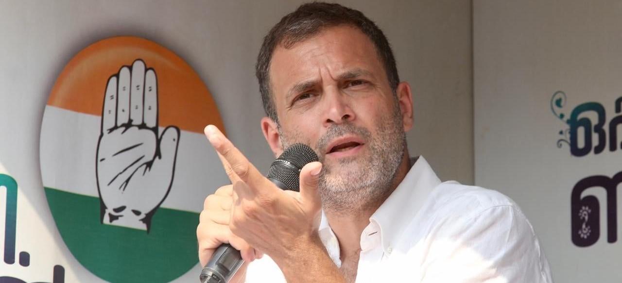 ट्विटरचा भारताच्या राजकारणात हस्तक्षेपः राहुल गांधी