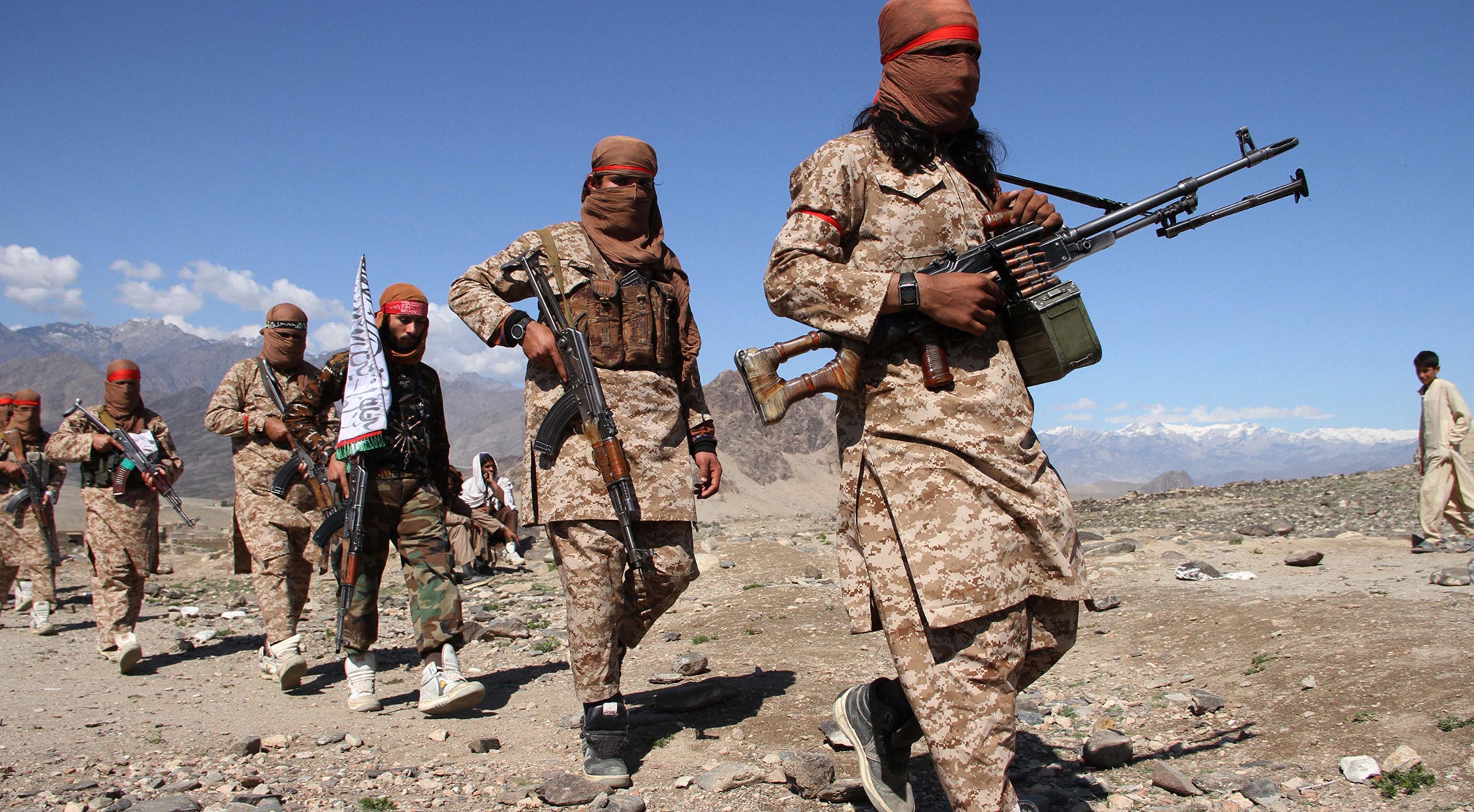 अफगाणिस्तान : दीर्घ यादवीची तयारी
