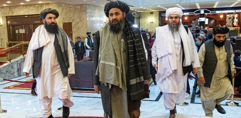 मुल्ला बरादरकडे अफगाणिस्तानची सूत्रे जाण्याची शक्यता