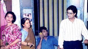 'अधांतर' : लीना भागवत, ज्योती सुभाष, भरत जाधव, राजन भिसे.