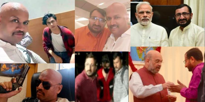 ड्रग्ज पार्टी : एनसीबीच्या धाडीत भाजपचा कार्यकर्ता